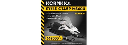 НОВИНКА Stels СТАВР MS600
