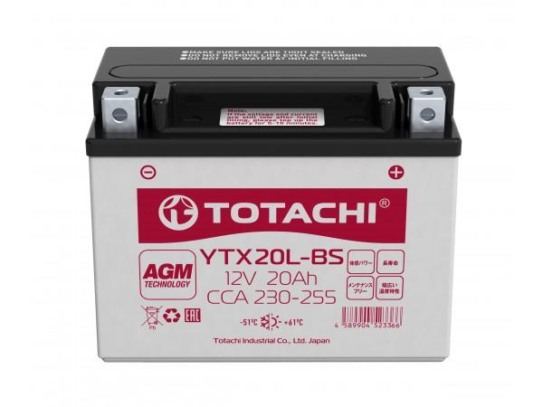 Аккумуляторная батарея TOTACHI 20Ah
