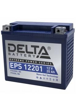 Стартерные аккумуляторные батареи Delta серии EPS 12201