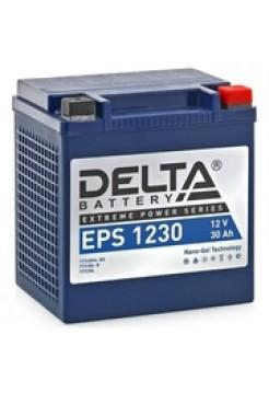 Стартерные аккумуляторные батареи Delta серии EPS 1230