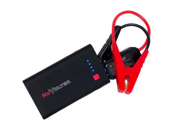 Мобильный многоцелевой источник питания Revolter Ultra (A9) с функцией стартера