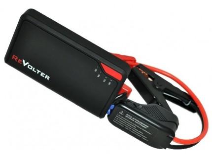 Мобильный многоцелевой источник питания Revolter Mini (K11) с функцией стартера