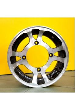 Обод колесный передний 12*6 алюминиевый сплав Stels 300B