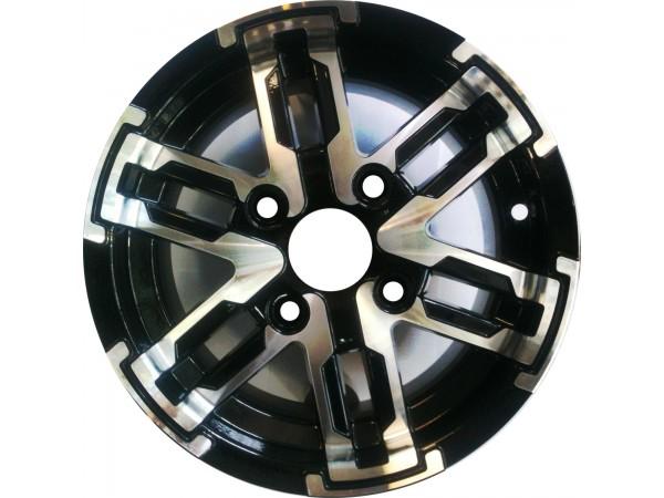 Диск колесный передний 12х6J 943-1260 (алюминиевый сплав, артикул 311004-102-0000)