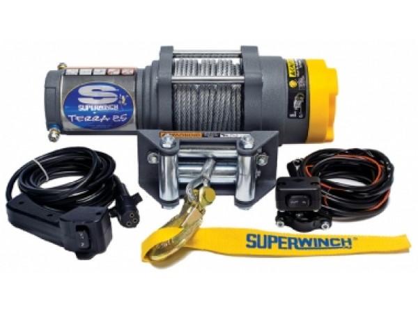 Лебедка электрическая Superwinch TERRA 25