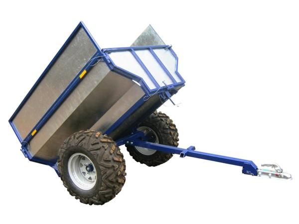 """Прицеп ATV Iron Farmer 2, кузов 1600*1050, колеса 25x12-12"""""""