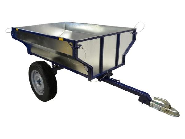 Прицеп ATV Iron Farmer 2, кузов 1600*1050, колеса R13