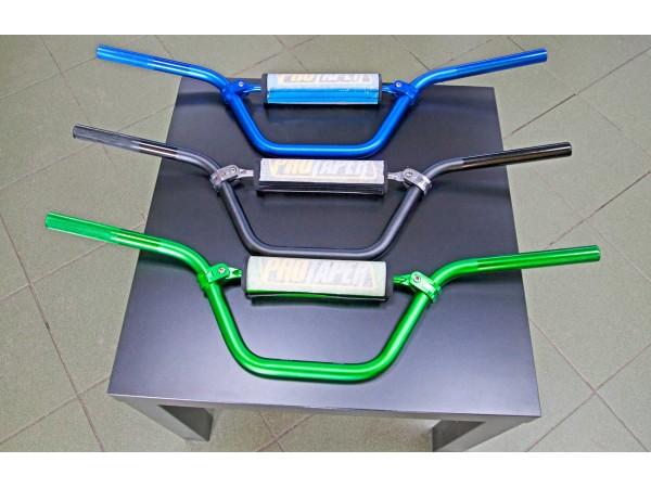 SM-PARTS Руль PRO-TAPER алюминиевый с перемычкой высокий