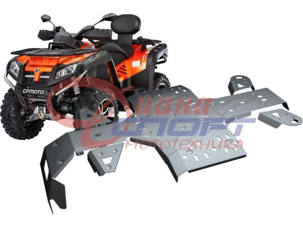Защита днища CF MOTO ATV X8