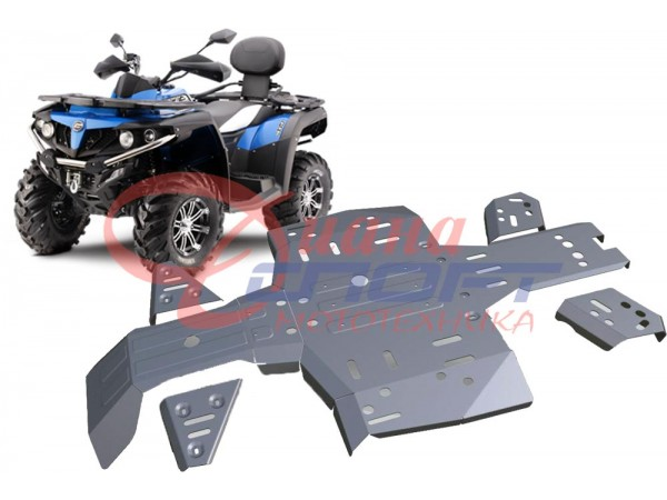 Защита днища CF MOTO ATV X5 H.O.