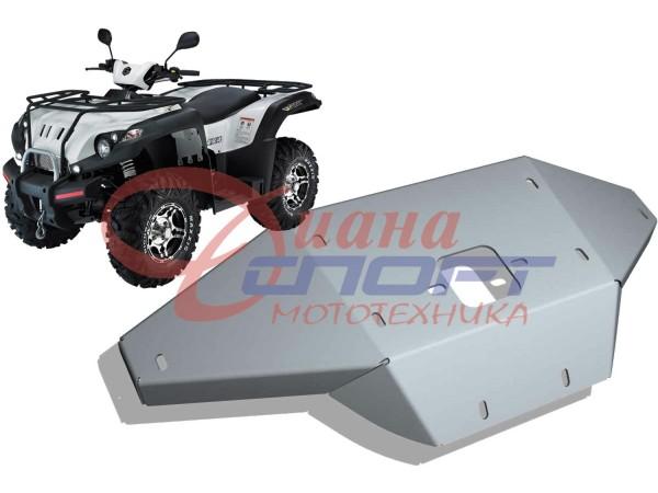 Бампер RM-Gamax AX 600