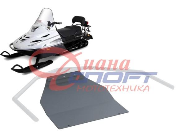 Защита днища RM Тайга Варяг 550/Классика/Лидер/Спутник (3мм)