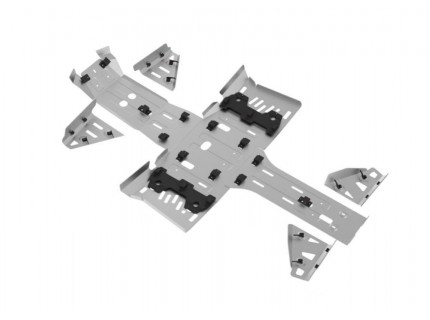 Комплект AL защиты днища Stels Guepard 650/800/850
