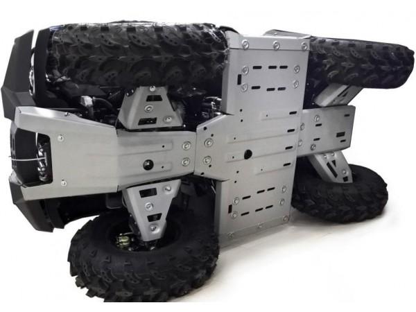 Комплект AL защиты днища Stels Leopard  600 YS