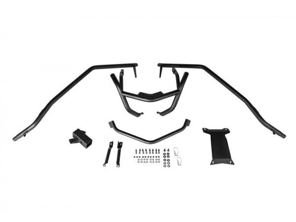 Бампер передний Stels Витязь (с комплектом крепежа)