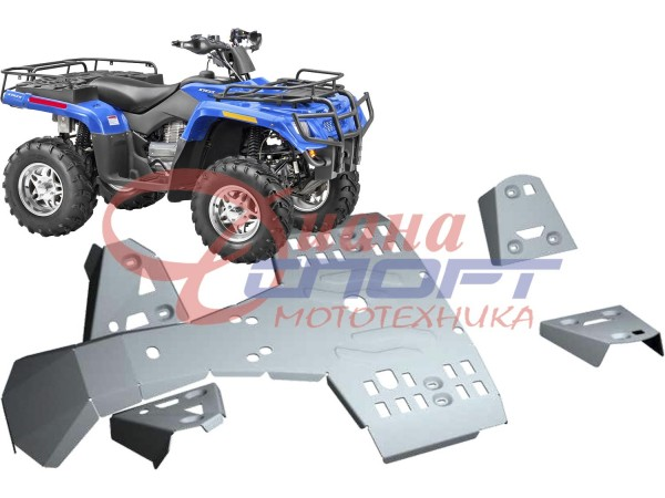 Защита днища Stels ATV 400 Hunter