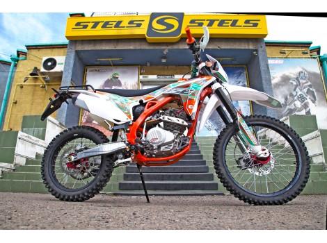 Б/У Кроссовый мотоцикл BSE Z6 250e