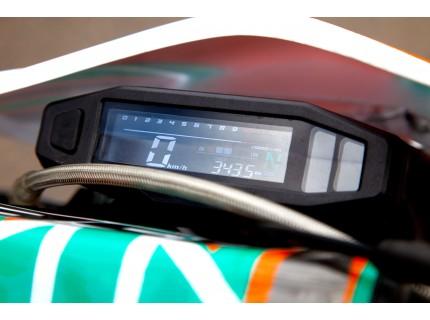 Б/У Кроссовый мотоцикл BSE Z6 250e 21/18 2 (ZS 172FMM)