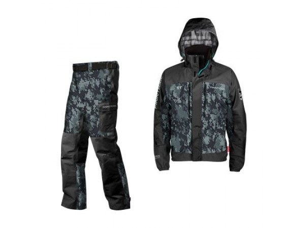 FiNNTRAIL Костюм SHOOTER Camo/Grey