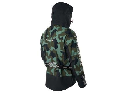 FINNTRAIL Куртка SPEEDMASTER Camo/Army
