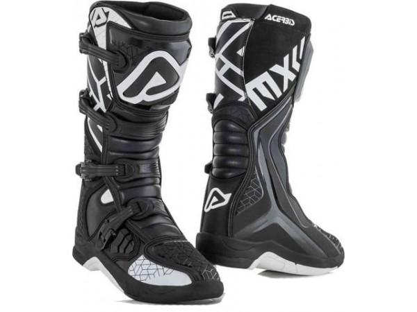 ACERBIS Мотоботы кроссовые X-Team (Black/white)