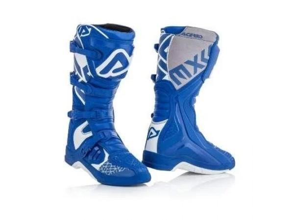 ACERBIS Мотоботы кроссовые X-Team (Blue/white)