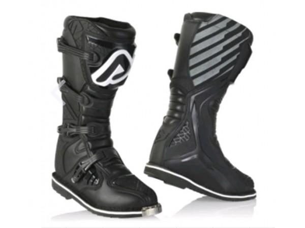 ACERBIS Мотоботы кроссовые X-Team Black