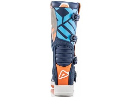 ACERBIS Мотоботы кроссовые X-Team, Blue/Orange