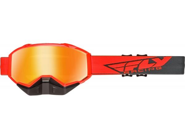 FLY RACING Очки для снегохода FOCUS YOUTH