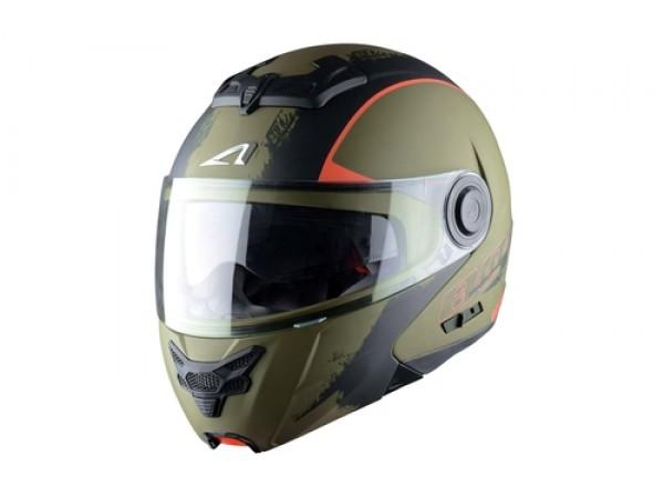 Шлем модуляр Astone  RT800 Graphic exclusive Venom