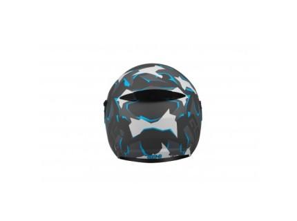 Шлем открытый G-263 BLUE CAMO