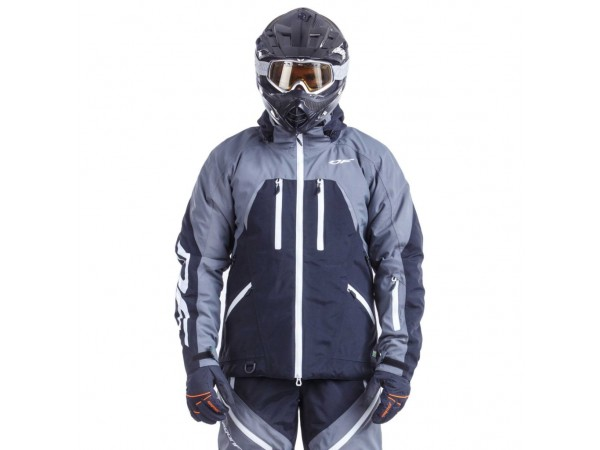DRAGONFLY Куртка мужская Sport 2018 Titan Black/Grey