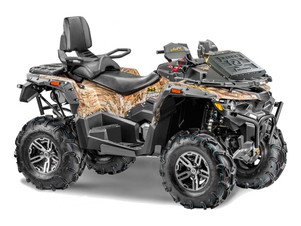 Квадроцикл Stels ATV 850 GUEPARD Trophy PRO EPS
