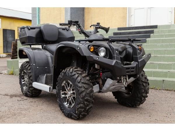Б/У Квадроцикл Stels ATV 650 YL LEOPARD