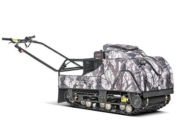 Мотобуксировщик Snowdog Standard B13 (реверс)