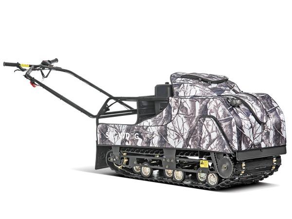 Мотобуксировщик Snowdog Standard Z15 (реверс)