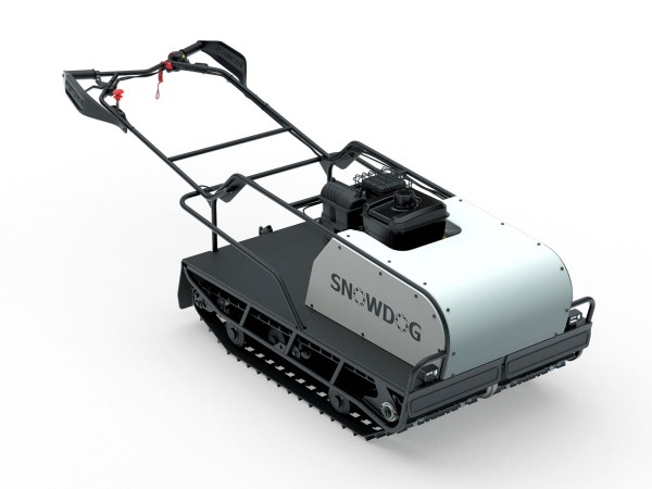 Мотобуксировщик Snowdog Twin Pro Vanguard 400