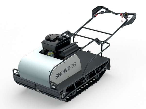 Мотобуксировщик Snowdog Twin Pro Vanguard 627