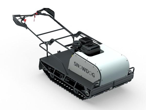 Мотобуксировщик Snowdog Twin Pro Zongshen 460