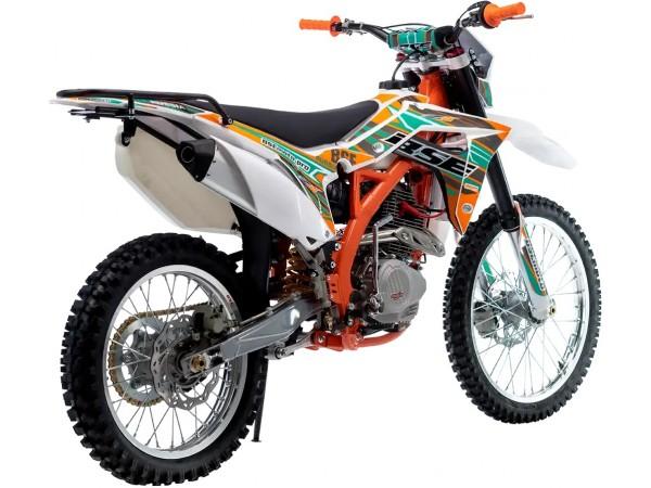 Мотоцикл BSE Z6 (2)