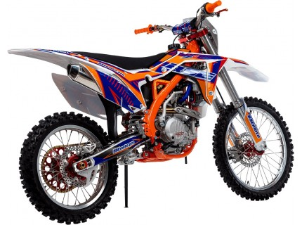 Мотоцикл BSE Z8 (1)