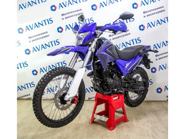 Мотоцикл KEWS MT250 (172 FMM) с ПТС