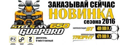 Stels ATV 650G Guepard