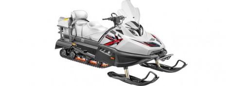 Обновление снегоходов Stels S800 Росомаха