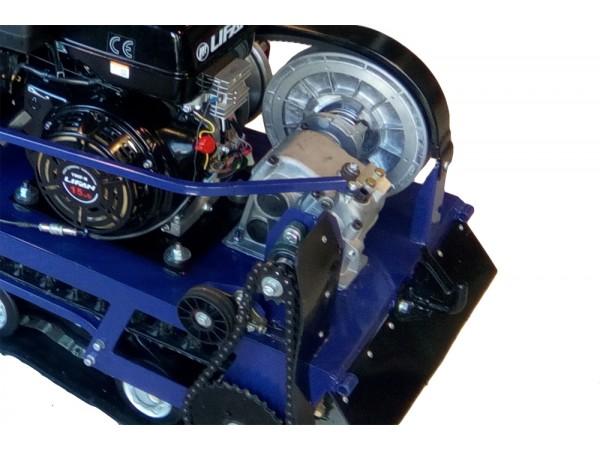 Тормоз дисковый Бурлак-М
