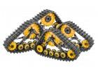 Универсальные гусеницы для квадроциклов - всесезонный комплект S.PRO