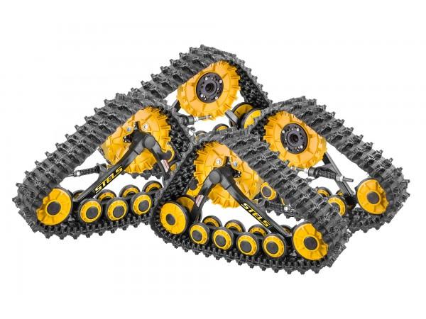 Универсальные гусеницы для квадроциклов - всесезонный комплект Stels