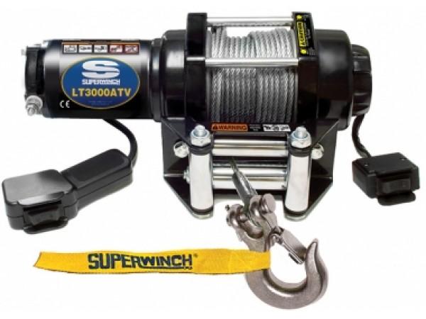 Лебедка электрическая Superwinch LT3000 ATV