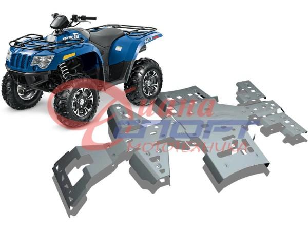 Защита днища Arctic CAT ATV 1000/700/550/500 i/XT/Ltd