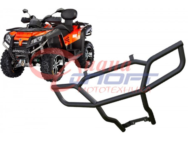 Бампер задний CF-moto X8, вес  5,7кг